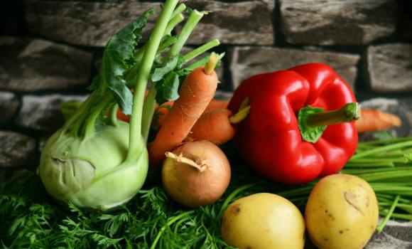 10 vārdi angļu valodā saistīti ar dārzeņiem