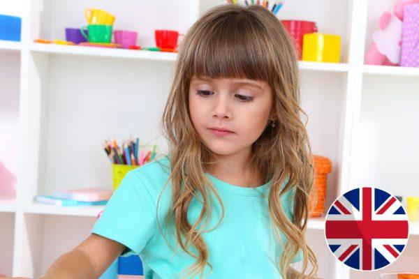 Skrivanek angļu valodas kursi 5 līdz 6 gadus veciem bērniem