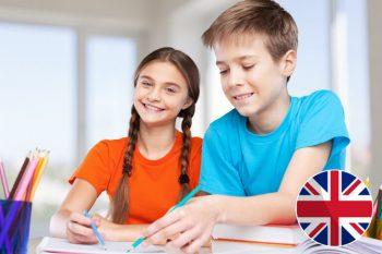 Angļu valodas kursi 5. un 6. klašu skolēniem