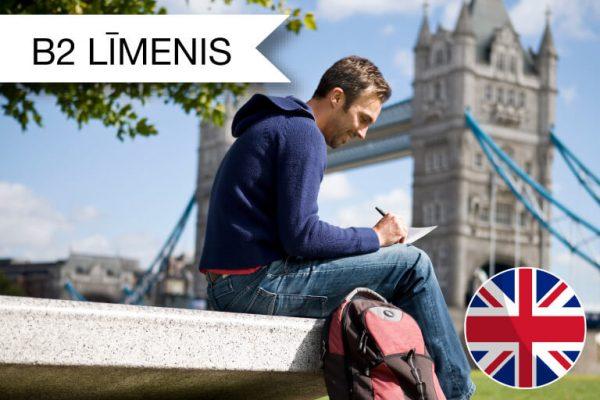 Skrivanek angļu valodas kursi B2 zināšanu līmenim darbadienu vidū