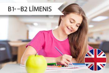 Angļu valodas kursi 7. līdz 9. klašu skolēniem B1+ līdz B2 līmenim sestdienās,Skrivanek Baltic
