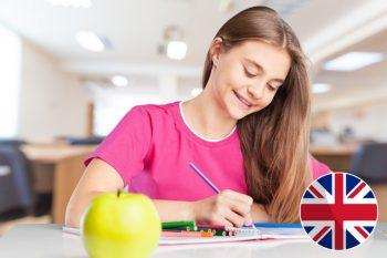 Skrivanek angļu valodas kursi 7. līdz 9. klašu skolēniem