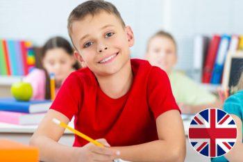 Angļu valodas kursi 3. un 4. klašu skolēniem tiešsaistē