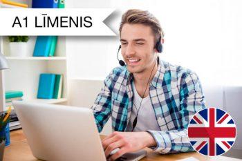Intensīvie angļu valodas kursi grupā A1 zināšanu līmenim