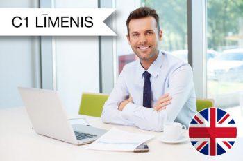 Intensīvie angļu valodas kursi ar ārzemju pasniedzēju, C1 zināšanu līmenis