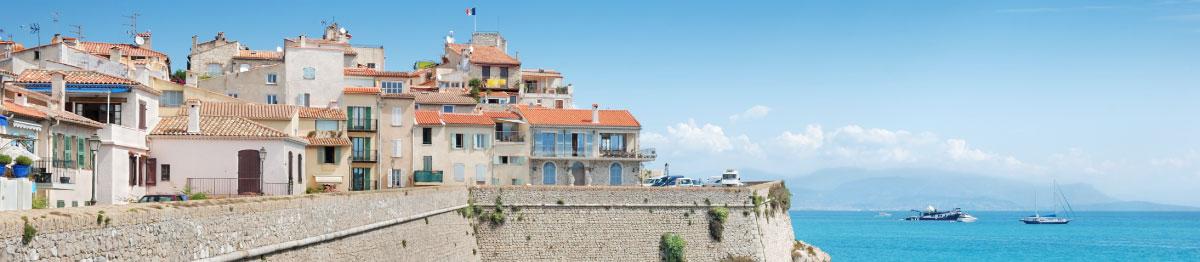 Skrivnek Baltic francū valodas kursi Antibā