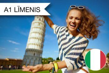 Skrivanek itāļu valodas kursi iesācējiem tiešsaistē