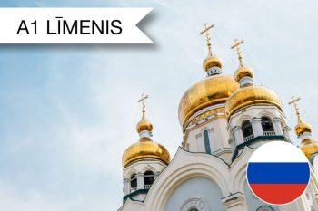 Skrivanek intensīvie krievu valodas kursi iesācējiem