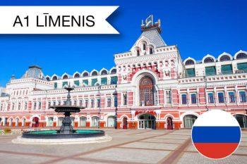 Skrivanek intensīvie krievu valodas kursi iesācējiem jūnija vakaros