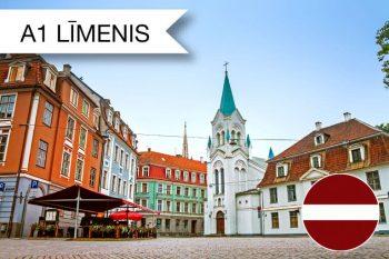 Skrivanek latviešu valodas kursi iesācējiem, angļu valodas plūsma