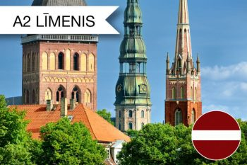 Intensīvie latviešu valodas kursi augusta rītos