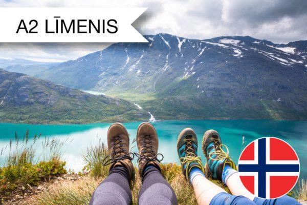 Skrivanek norvēģu valodas kursi A2 zināšanu līmenim