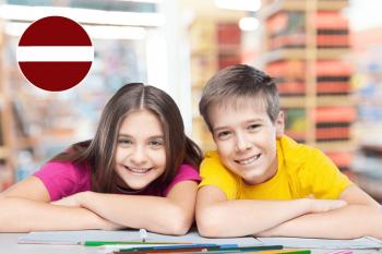 Skrivanek latviešu valodas kursi 4. un 5. klašu skolēniem