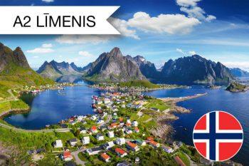 Intensīvie norvēģu valodas kursi A2 līmenim augustā