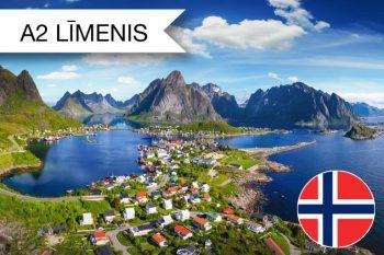 Intensīvie norvēģu valodas kursi A2 zināšanu līmenim