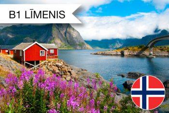 Norvēģu valodas kursi B1 zināšanu līmenis