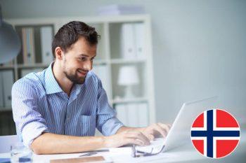 Norvēģu valodas kursi Skype vidē