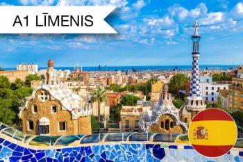 Intensīvie spāņu valodas kursi iesācējiem