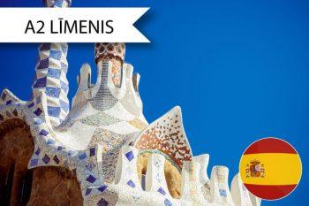 Skrivanek spāņu valodas kursi ar A2 līmeņa priekšzināšanām
