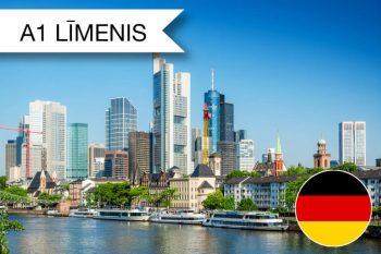 Intensīvie vācu valodas kursi iesācējiem augusta rītos