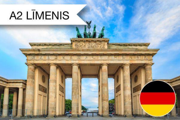 Vācu valodas kursi A2 zināšanu līmenis