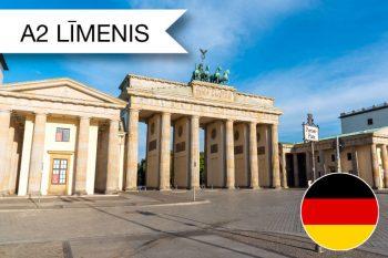 Intensīvie vācu valodas kursi A2 zināšanu līmenim augusta vakaros