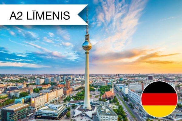 Skrivanek vācu valodas kursi A2 zināšanu līmenim