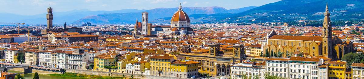 Skrivnek Baltic itāliešu valodas kursi Florencē