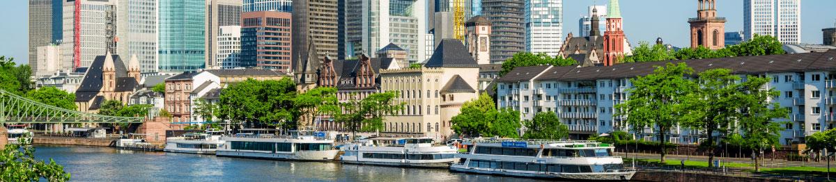 Skrivnek Baltic vācu valodas kursi Frankfurtē pie Mainas