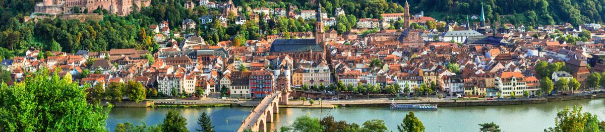 Skrivnek Baltic vācu valodas kursi Heidelberga