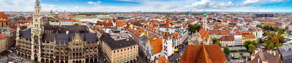Skrivnek Baltic vācu valodas kursi Minhenē
