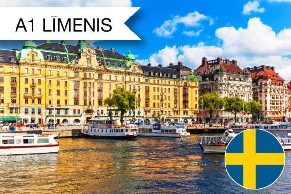 Skrivanek zviedru valodas kursi iesācējiem