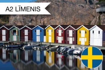 Intensīvie zviedru valodas kursi A2 līmenim augustā