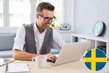 Zviedru valodas kursi Skype vidē